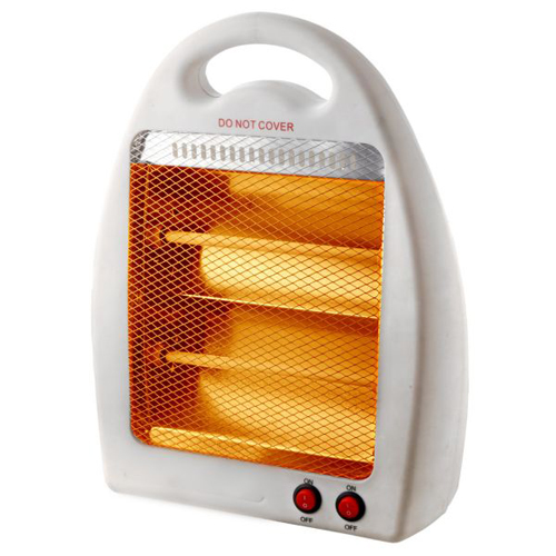 Baltra Flame Quartz Heater 800w