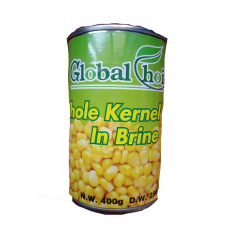 Global Choice Corn-1 Can