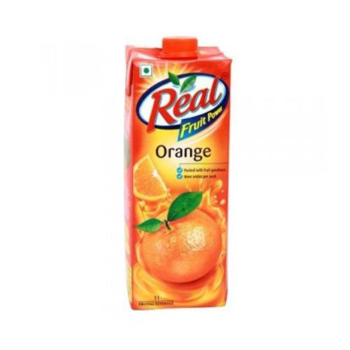 Real Fruit Orange 1 Ltr