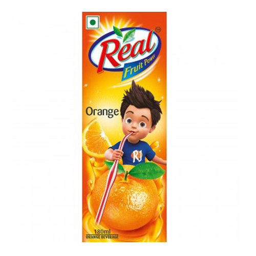 Real Orange 180ml