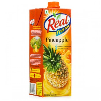 Real Fruit Pineapple 1 Ltr