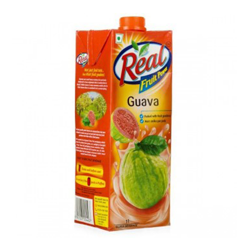 Real Fruit Guava 1 Ltr