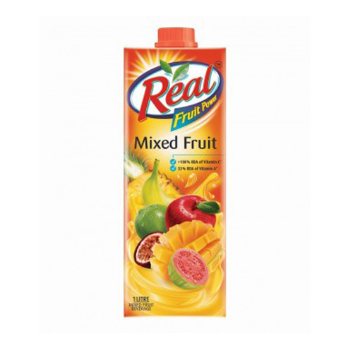 Real Fruit Mixed 1 Ltr