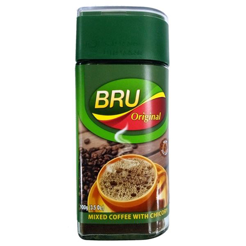 BRU Original Instant Coffee (Bottle)