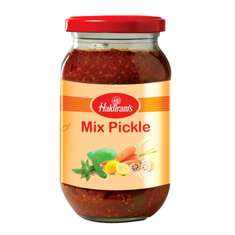 Haldiram Mix Pickle 400g