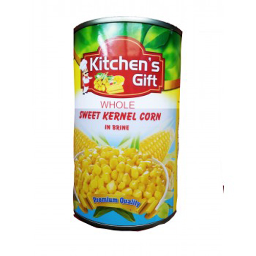 Kitchen gift sweet corn