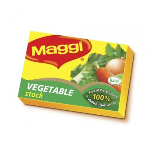 Maggie Vegetable Cube 20gm