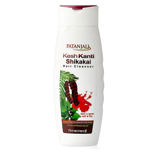 Patanjali Kesh Kanti Reetha Hair Cleanser 450ml