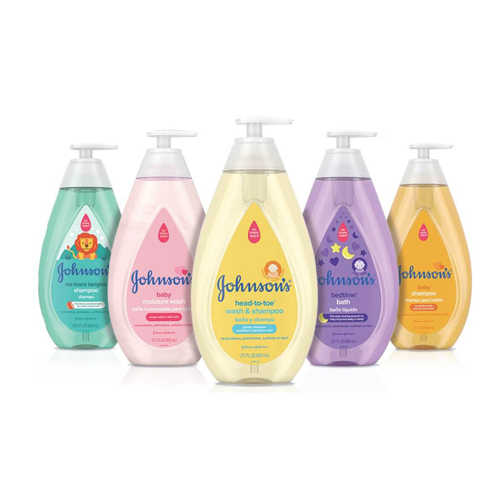 Johnson & Jhonson Kids Shiny Drop Shampoo 100ml