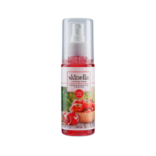 Skinella Cleanser Toner Pomegranate and Tomato, 150