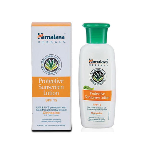 Himalayan Protective Sunscreen Lotion 100ml