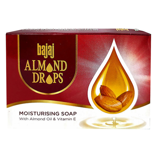 Bajaj Almond Soap 125gm