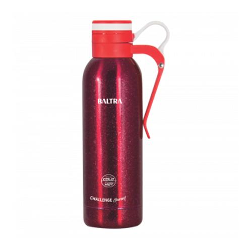 BALTRA Zippy Steels Stainless Steel Sports Vacuum Flask Bottle