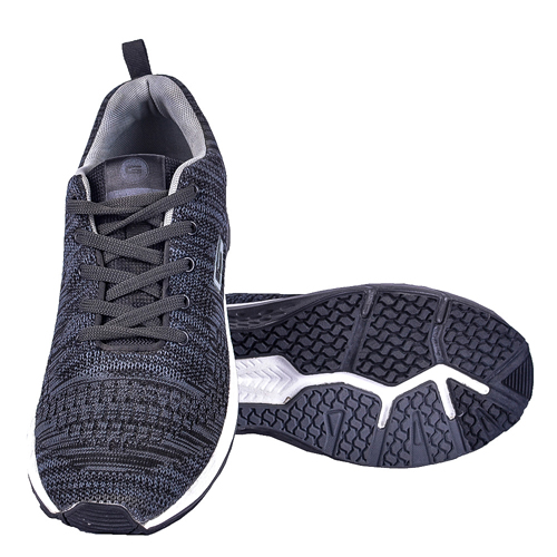 Goldstar Charcol Sports Shoes For Men G10G107