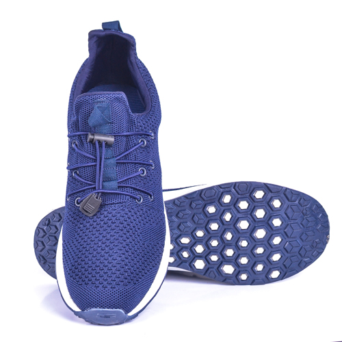 Goldstar Blue Sports Shoes For Men G10G205