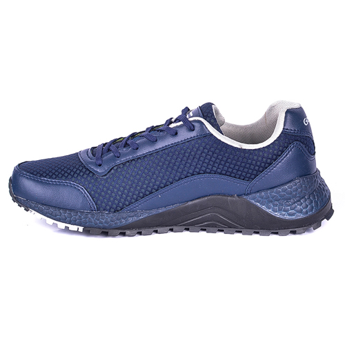 Goldstar Navy Sports Shoes For Men G10-404