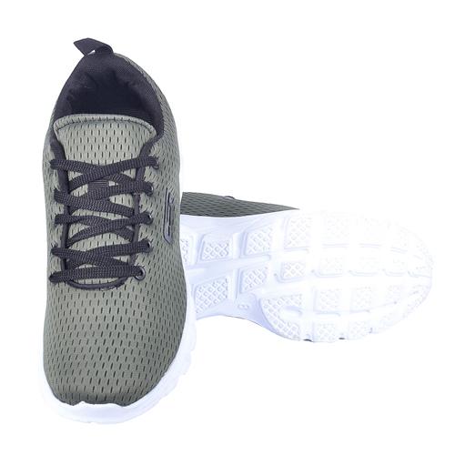 Goldstar Olive Shoes For Men G10-701