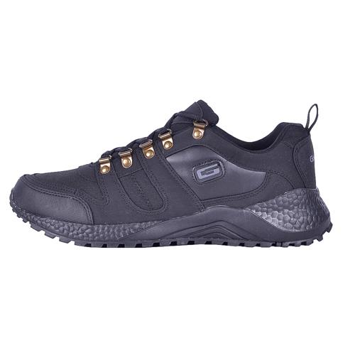 Goldstar Black Shoes For Men G10-402