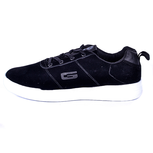 Goldstar Black Shoes For Men G10-903