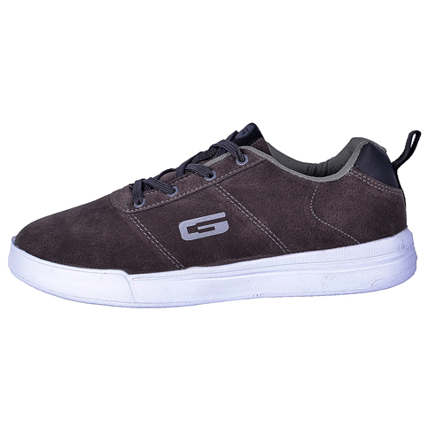 Goldstar Grey Shoes For Men G10-903