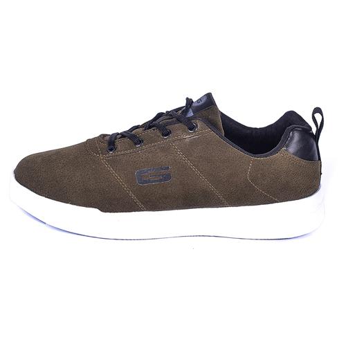 Goldstar Olive Shoes For Men G10-903