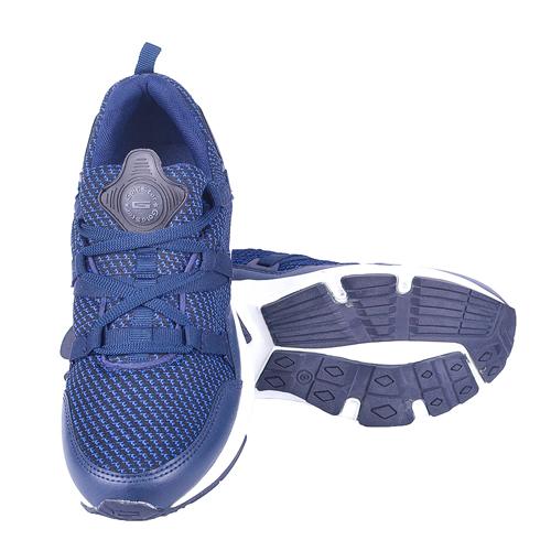 Goldstar Navy Blue Shoes For Men G10-302