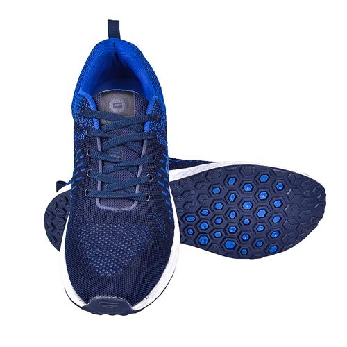 Goldstar Royal Blue Sports Shoes For Men G10-204