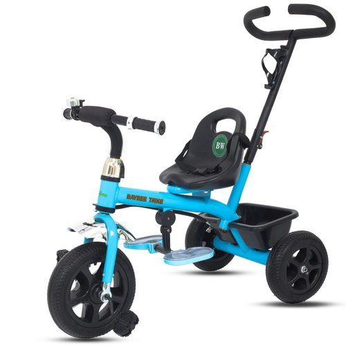 Baby Tricycle with Push Handle