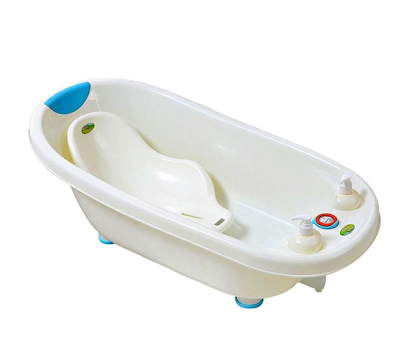 New Born Baby Bath Tub With Bath Rack