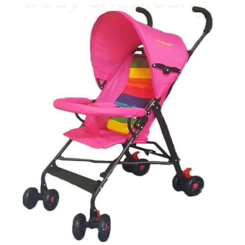 Baby Stroller, Pram &  Buggy for Kids -Pink