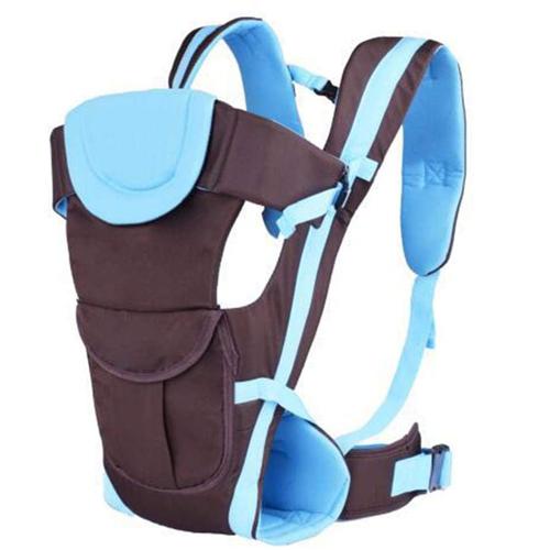 NEWBORN Baby Carrier Shoulder Belt Sling Backpack Carry Bag and Extra Safe Waist Belt