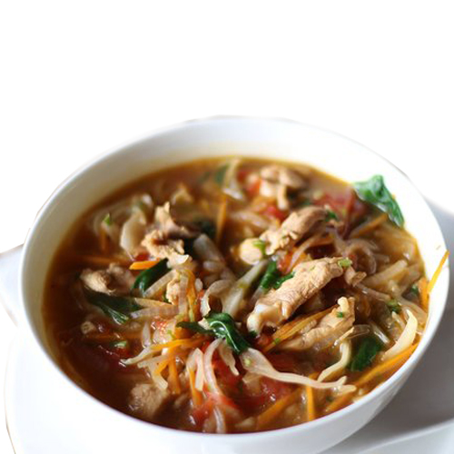 Chicken Thukpa