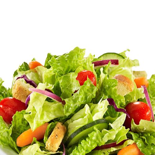 Fresh Garden Green Salad