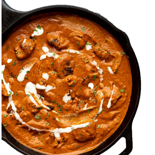 Chicken Butter Masala (Serve with 3 pcs of roti)