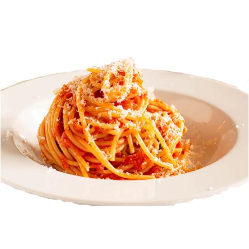 spaghetti Napolitano (Tomato Sauce)