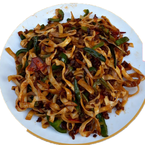 Buff Keema Noodles