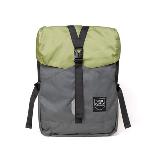 Multipurpose Moss Green Dhunche Backpack-12L