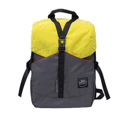 Multipurpose Mustard Yellow Dhunche Backpack-12L