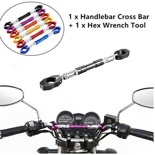 Handel Supporter Universal Adjustable Motorcycle Handlebar