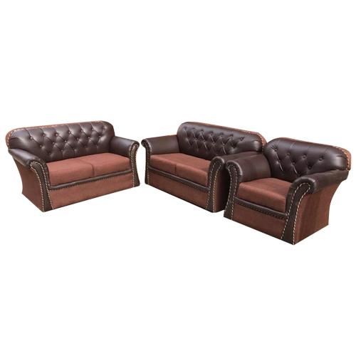 Khaki Brown Batam Sofa