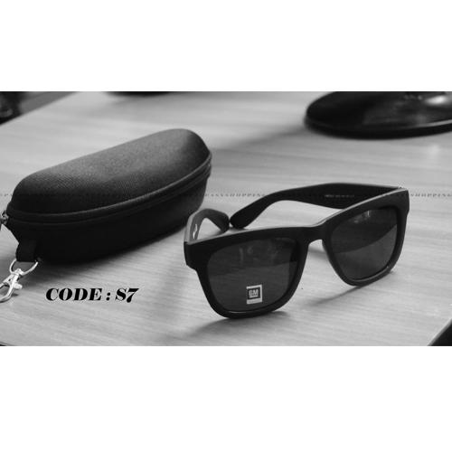 Round Shape Men's Sunglasses