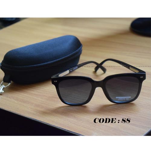 Square Round Men's Fashion Sunglasses