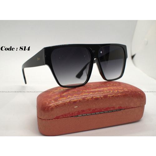 Dior Round Men's Sunglasses