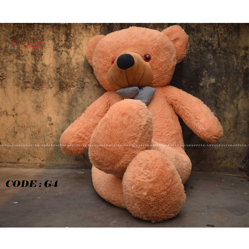 Toodles Stuffs 6ft Foot Paw Teddy Bear Stuffed Toys for Girls And Boys