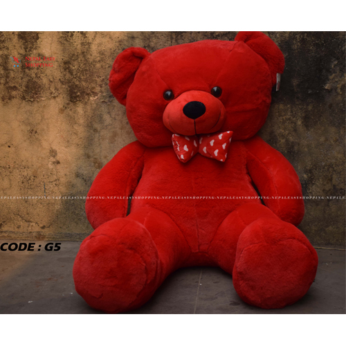 Toodles Stuffs 7ft Foot Paw Teddy Bear Stuffed Toys for Girls And Boys
