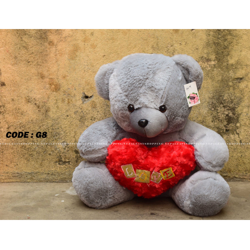 TOYS Stuffed Soft PIush Toy Love Teddy Bear