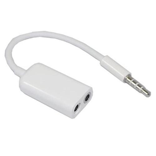 3.5mm Audio Jack Stereo Headphone  for iPhone iPad iPod