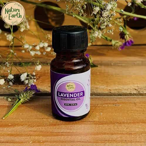 Naturo Earth Lavender Essential Oil 10 ml