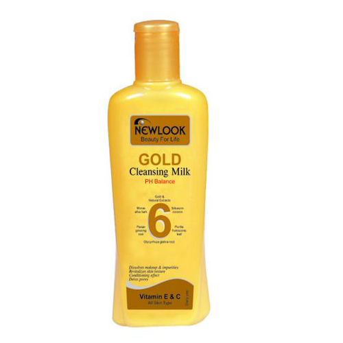 Newlook Gold Cleansing Milk