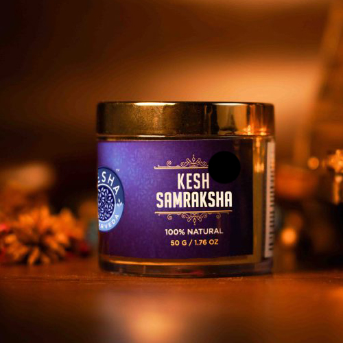 Shesha Ayurveda Kesh Samraksha Hair Wash Powder 50 gm